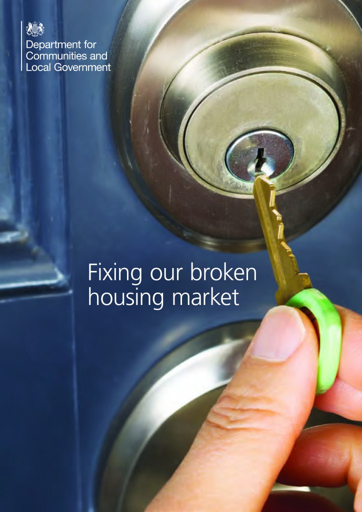 Fixing our broken housing market